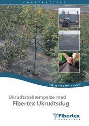 Læs mere om Fibertex ukrudtsdug - A-Flis