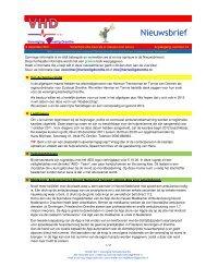 Nieuwsbrief 14 - 9 december 2011 - Welkom bij Hartveilig Drenthe