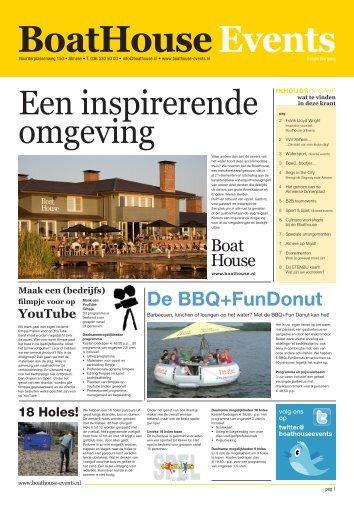 De BBQ+FunDonut - BoatHouse Events