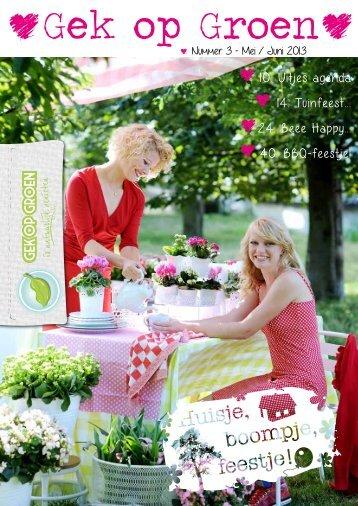 Online magazine - Tuincentrum Uit het Broek