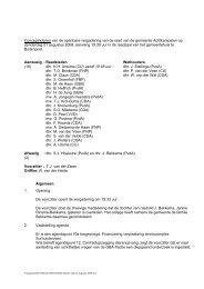 Conceptnotulen raad 21 augustus 2008 - Raad Achtkarspelen