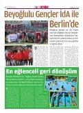 Kefken kampımız rekora koşuyor... - Beyoğlu Belediyesi - Page 4