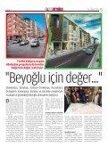 Kefken kampımız rekora koşuyor... - Beyoğlu Belediyesi - Page 5