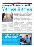 Kefken kampımız rekora koşuyor... - Beyoğlu Belediyesi - Page 6