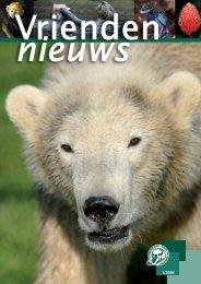 Opening IJsberenverblijf - Vrienden van Blijdorp