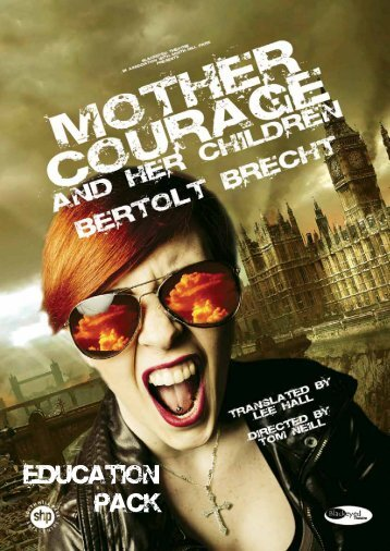 Mother Courage Education Pack - Theatre Severn