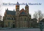 Sint Servaasbasiliek Maastricht - theobakker.net
