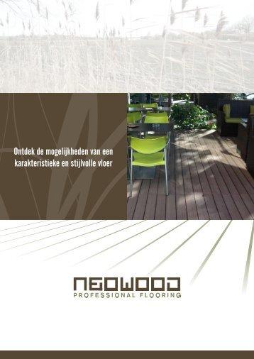 Neowood - Plastica Plaat