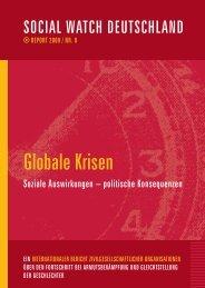 Globale Krisen - Social Watch