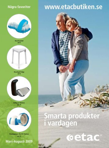 Smarta produkter i vardagen - Etac