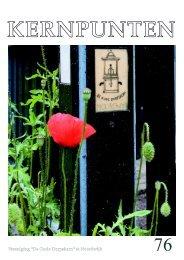 2009 Tuin-editie - De Oude Dorpskern