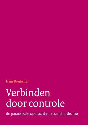 Verbinden door controle - Forum Standaardisatie
