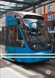 Trafikplan 2020 - SL