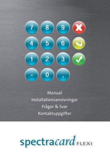 Manual Installationsanvisningar Frågor & Svar ... - Payzone