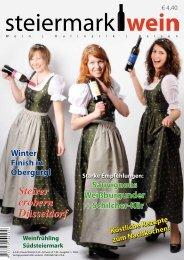 Steiermarkwein Ausgabe 1- Sommer 2009