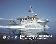 Pjece om Limfjordens miljøtilstand