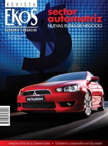 para portadas.indd - Revista Ekos