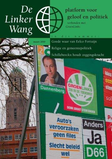 Digitale versie - De Linker Wang