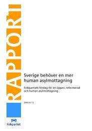 Asylmottagning - Tema asyl & integration
