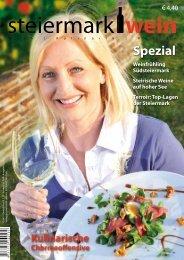 Steiermarkwein Ausgabe 4 - Frühjahr 2010