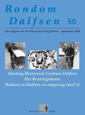 Opening van het Historisch Centrum Dalfsen - Atlantis