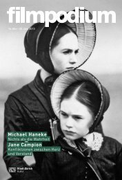 Michael Haneke Jane Campion - Filmpodium