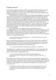 verslag statistische verwerking 1.pdf - De Jonge Akademie