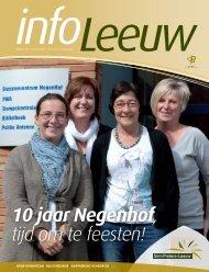 infoLeeuw oktober 2011 - Gemeente Sint-Pieters-Leeuw