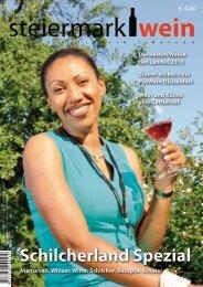 Steiermarkwein Ausgabe 5 - Sommer 2010