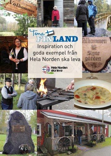 FINLAND - Aktion Österbotten