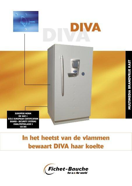Fichet Diva Folder 08-2004