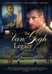 The Van Gogh Legacy - Dutch Features Global Entertainment