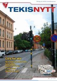 TEKISNYTT Nr 2 2010 - Tekis AB