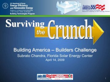 Surviving Surviving - Home Builders Association of Metro Orlando