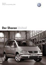 Der Sharan United - Autohaus Perski ohg