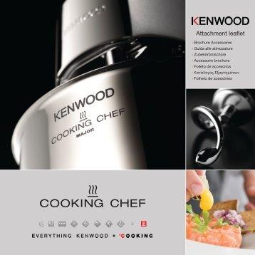CookingChef Guida agli Accessori - Belgi
