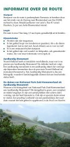 Wandelroute in Nationaal Park Zuid-Kennemerland - Page 4