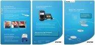 Accu-Chek infusionsset broschyr