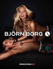Björn Borg: Årsredovisning 2011 - beQuoted AB