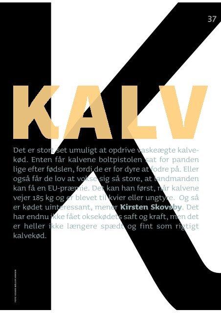 Kalve - Per Henrik Hansen