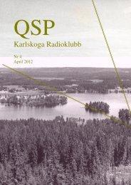 QSP 2012 nr 4 - Välkommen till SK4KR