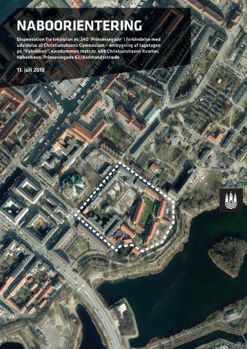 NaboorieNteriNg - Christianshavns Kvarter