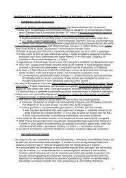 Samenvatting III deel 2 - Kleio