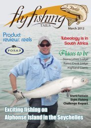 Product review: reels - Flyfishingtails