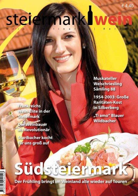 Steiermarkwein Ausgabe 12 - Frühjahr 2012