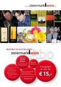Steiermarkwein Ausgabe 12 - Frühjahr 2012 - Seite 5