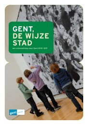 GENT, DE WIJZE STAD - Visit Gent