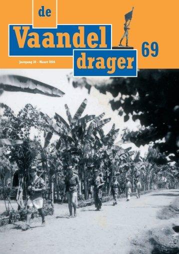 Jaargang 20 - Maart 2004 - Museum Brigade en Garde Prinses Irene