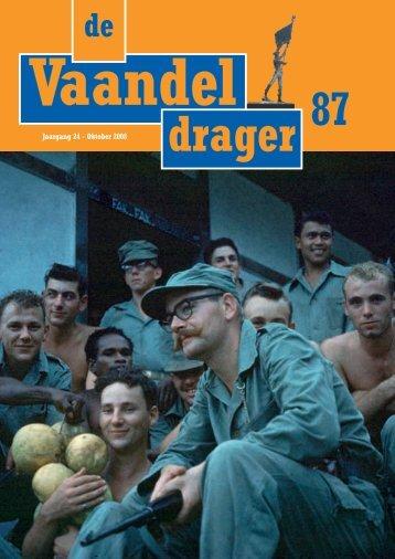 Jaargang 24 - Oktober 2008 - Museum Brigade en Garde Prinses ...