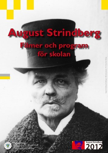 August Strindberg - August-2012 - Wikispaces